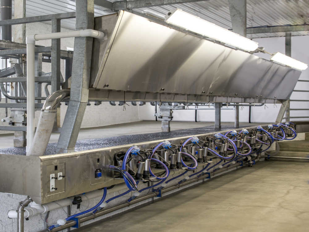Hoover Ag Milking Parlor